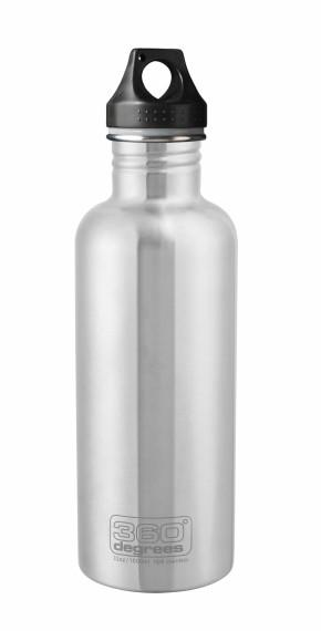 Edelstahlflasche 1L