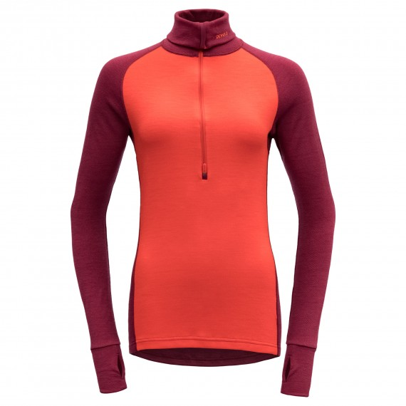 EXPEDITION ZIP NECK Damen