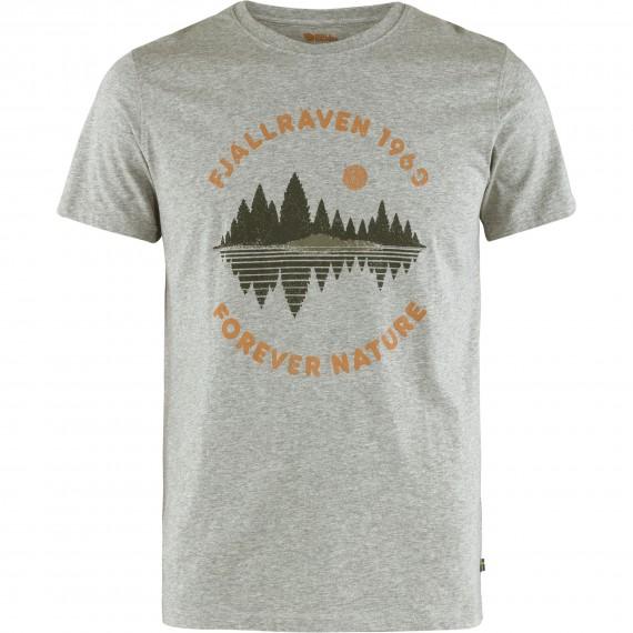 Forest Mirror T-shirt Herren