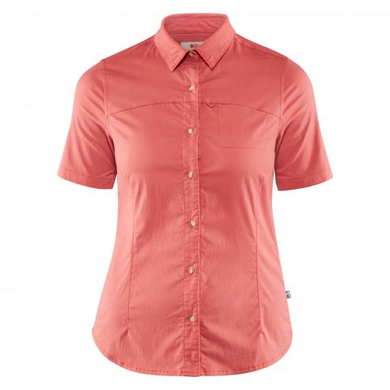High Coast Stretch Shirt SS Damen