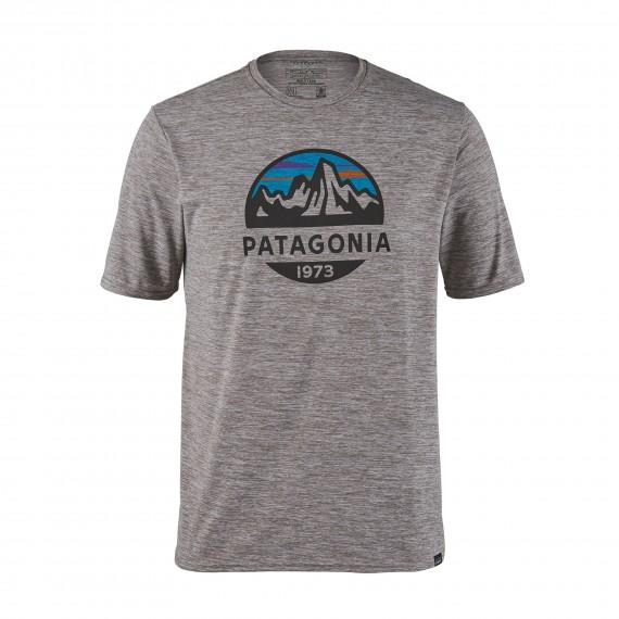 Patagonia Cap Cool Graphic Shirt Herren