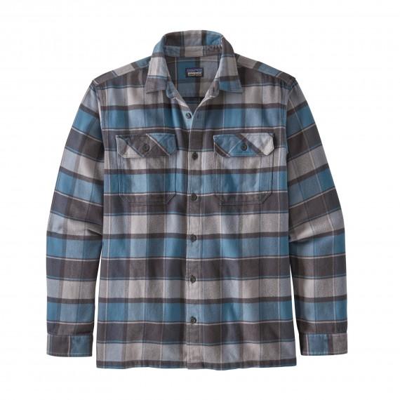 L/S Fjord Flannel Shirt Herren