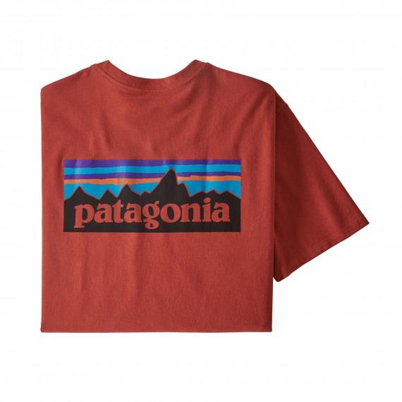 Patagonia P-6 Logo Responsibili-Tee Herren
