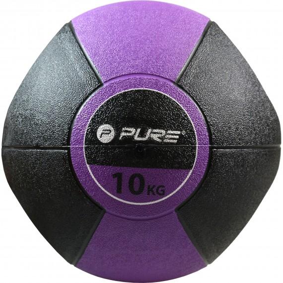 Medizinball 10KG mit Griff
