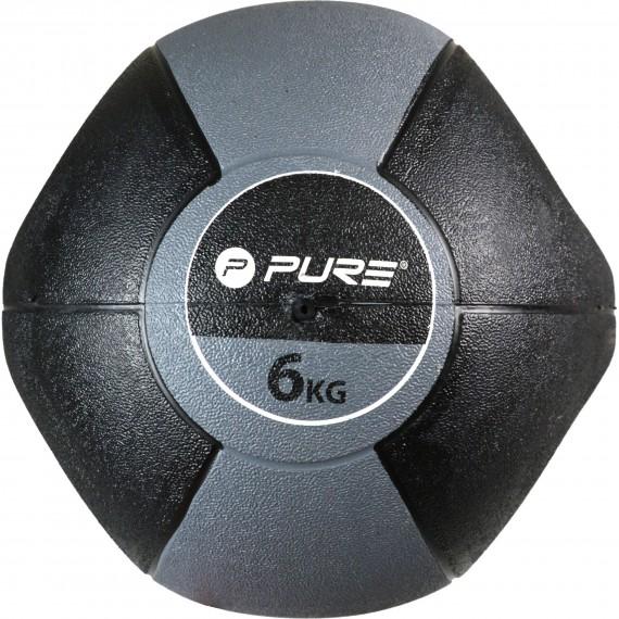 Medizinball 6KG mit Griff