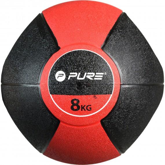 Medizinball 8KG mit Griff