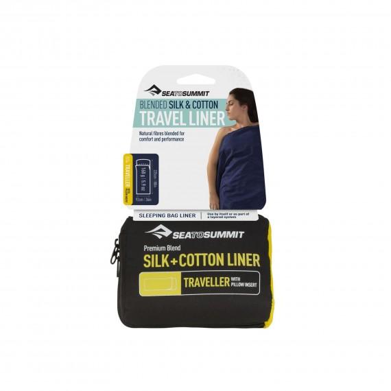 Silk/Cotton Travel Liner Trave