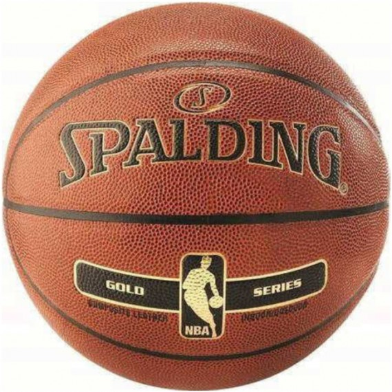 NBA Gold In/Out Basketball