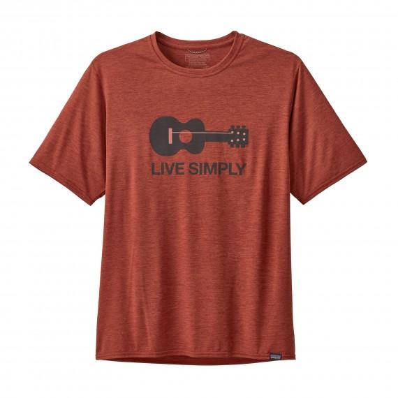 Cap Cool Graphic Shirt Herren