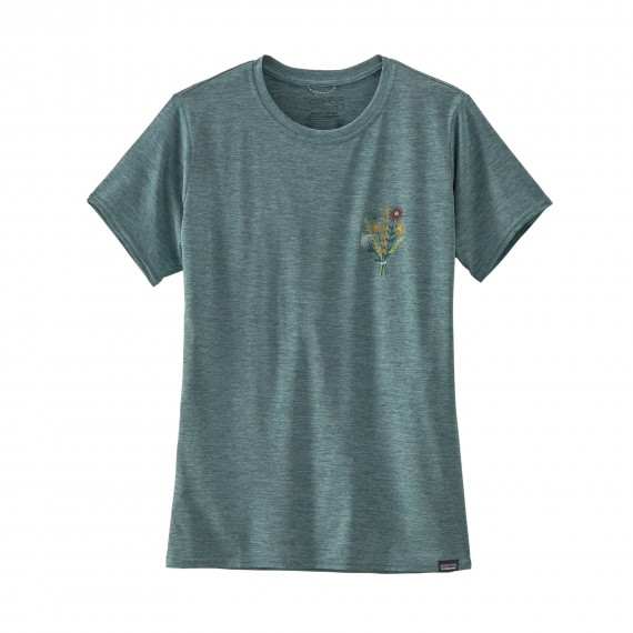 Cap Cool Graphic Shirt Damen